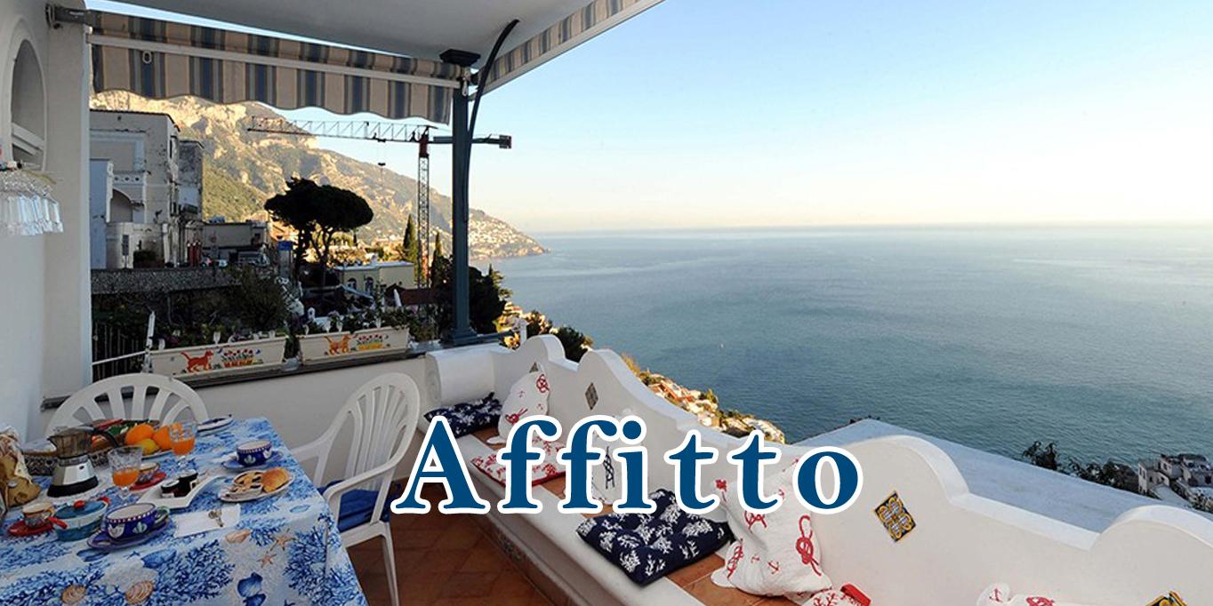Trova le case vacanza e appartamenti in affitto in Costiera Amalfitana (Salerno)